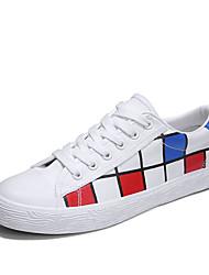 povoljno -Muškarci Cipele Koža Cowsuede Ljeto Udobne cipele Sneakers Obala / Crn