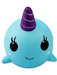 Недорогие -LT.Squishies Резиновые игрушки Устройства для снятия стресса Дельфин Товары для офиса болотистый Декомпрессионные игрушки 1 pcs Детские Мальчики Девочки Игрушки Подарок
