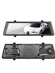 Недорогие -V6 1080p Ночное видение Автомобильный видеорегистратор 150° Широкий угол 10.1 дюймовый IPS Капюшон с WIFI / GPS / G-Sensor Автомобильный