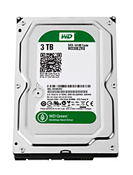 baratos -WD Laptop / Notebook disco rígido 3TB SATA 3.0 (6Gb / s) WD30EZRX