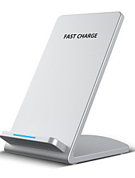 Недорогие -Беспроводное зарядное устройство Зарядное устройство USB USB Беспроводное зарядное устройство / Qi 1 USB порт 2 A 9 V для