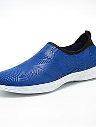baratos -Homens sapatos Tecido Verão Conforto Tênis Fitness / Água Amarelo / Fúcsia / Azul