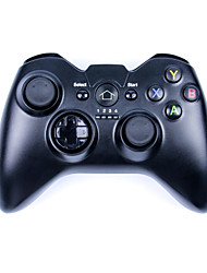preiswerte -C9 Kabellos Gamecontroller Für Sony PS3 / Android / PC, Bluetooth Gamecontroller ABS 1pcs Einheit USB 2.0