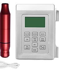 Недорогие -Адаптер питания / Тату на губы машина передачи Карандаши для глаз / Линия и оттенок Power supply controller Алюминий 7075 / Алюминиевый