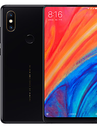 "baratos -Xiaomi Mi Mix 2S Global Version 5.99 polegada "" Celular 4G (6GB + 64GB 12 + 12 mp Snapdragon 845 3400 mAh) / Câmera Dupla"