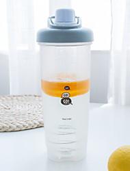 Недорогие -Drinkware Пластик Бокал Компактность / Теплоизолированные 1pcs
