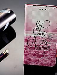 abordables -Coque Pour Huawei P20 lite P20 Pro Porte Carte Portefeuille Avec Support Clapet Magnétique Coque Intégrale Paysage Dur faux cuir pour