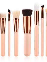 cheap -9pcs Makeup Brushes Professional Makeup Brush Set Nylon fiber Eco-friendly / Soft Wooden / Bamboo
