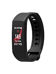 economico -Intelligente Guarda B6 per Android Bluetooth Impermeabile Misurazione della pressione sanguigna Schermo touch Calorie bruciate Registro delle attività Timer Cronometro Pedometro Localizzatore di