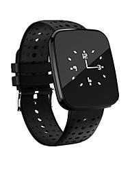 economico -Intelligente Guarda STV6 per Android iOS Bluetooth Bluetooth 4.0 Impermeabile Monitoraggio frequenza cardiaca Misurazione della pressione sanguigna Schermo touch Calorie bruciate Pedometro Avviso di