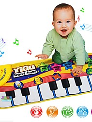 cheap -Musical Mat Music Prince Princess Parent-Child Interaction 1pcs High Quality Lovely Baby Gift
