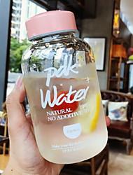 Недорогие -Drinkware Высокое боровое стекло Вакуумный Кубок Теплоизолированные 1pcs