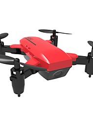 baratos -RC Drone A801 BNF 4CH 6 Eixos 2.4G Quadcópero com CR Retorno Com 1 Botão / Modo Espelho Inteligente Quadcóptero RC / Controle Remoto / 1