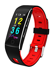 abordables -Montre Smart Watch Bracelet à puce YY-f10 pour Android iOS Bluetooth Mesure de la pression sanguine Calories brulées Pédomètres Générique Contrôle de l'APP Traqueur de pouls Podomètre Rappel d'Appel