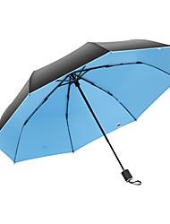 Недорогие -boy® Others Все Новый дизайн / Солнечный и дождливой / Ветроустойчивый Складные зонты