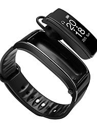 abordables -Montre Smart Watch YY-Y3 for iOS / iOS 7 et supérieur Ecran Tactile / Calories brulées / Pédomètres Podomètre / Moniteur d'Activité /