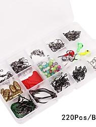 preiswerte -Angel-Zubehör / Fischen-Werkzeuge Einfach zu tragen / Multi-Tool Edelstahl / Kunststoff / Kohlestahl Seefischerei / Fliegenfischen /