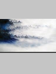 Недорогие -mintura® ручной росписью масляной живописи на холсте картины на стенах для домашнего украшения, готовые повесить