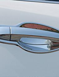 economico -8pcs Auto Porta Ciotola / Maniglie Lavoro Incolla il tipo For Portiera dell'automobile For Mazda CX-4 Tutti gli anni