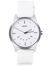 cheap -Lenovo Smart Watch 9 White Gesture Photographed 50m Swimming Waterproof  Sleep Monitor  Sports Watch