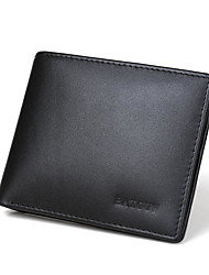 cheap -Men's Bags PU(Polyurethane) Wallet Tiered Black