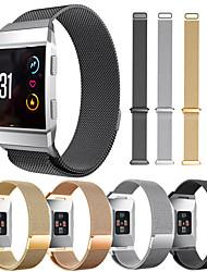 Недорогие -Ремешок для часов для Fitbit ionic Fitbit Миланский ремешок Нержавеющая сталь Повязка на запястье