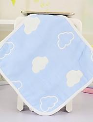 cheap -Fresh Style Hand Towel, Geometric Superior Quality Poly / Cotton 100% Cotton Woven Jacquard 1pcs