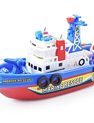 cheap -Toy Boat Boat Nautical Water Spray Plastic Shell Gift 1pcs