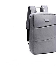 cheap -Men's Bags Oxford Cloth School Bag Zipper Black / Gray