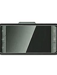 economico -Chupad X16 1080p Visione notturna / Dual Lens Automobile DVR 170 Gradi Angolo ampio 3 pollice LCD Dash Cam con G-Sensor / Registratore