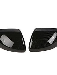cheap -2pcs Car Side Mirror Covers Business Buckle Type For Left Rearview Mirror / Right Rearview Mirror For Mercedes-Benz VITO Box All years