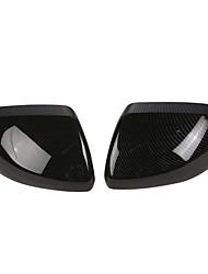 preiswerte -2pcs Auto Seitenspiegelabdeckungen Geschäftlich Gürtelschnalle For Linker Rückspiegel / Rechter Rückspiegel For Mercedes-Benz VITO-Box