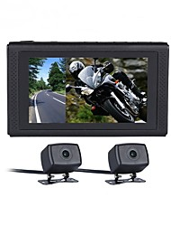 abordables -Factory OEM 1080p Mini DVR del coche 140 Grados Gran angular CMOS 5.0 MP ≤3 pulgada Monitor TFT LCD Dash Cam con WIFI / Visión nocturna /