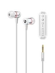 abordables -X7 Dans l'oreille Sans Fil Ecouteurs Dynamique Acryic / Polyester Sport & Fitness Écouteur Casque