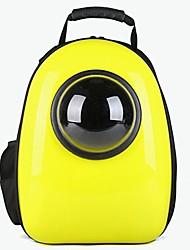 preiswerte -Hunde / Hasen / Katzen Transportbehälter &Rucksäcke Haustiere Träger Tragbar / Wasserdicht / Mini Solide / Modisch Gold / Gelb