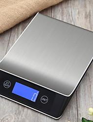 abordables -Outils de cuisine Acier Inoxydable simple Vie Mètre Outils Pour l'Intérieur Usage quotidien Balance 1pc