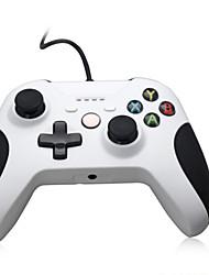 baratos -DOBE TYX-618 Com Fio Controladores de jogos Para Um Xbox Controladores de jogos ABS 1pcs unidade 150cm USB 2.0