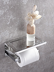 cheap -Toilet Paper Holder New Design Modern Stainless steel 1pc - Bathroom Wall Mounted