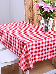 cheap -Contemporary Square Table Cloth Geometric Table Decorations 1 pcs