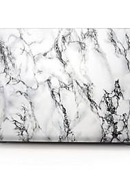 abordables -MacBook Etuis Marbre Plastique pour MacBook Pro 13 pouces / MacBook Pro 15 pouces / MacBook Air 13 pouces