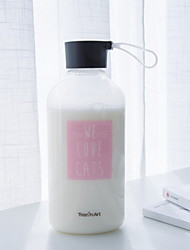 Недорогие -Drinkware Пластик / Полипропилен + ABS Бокал Компактность / Милые 1pcs