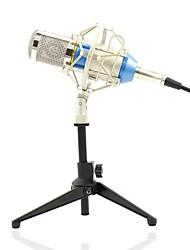 baratos -KEBTYVOR BM800 with  PC03 PC / Com Fio Microfone microfone do estúdio Microfone Condensador Microfone Portátil Para Microfone de
