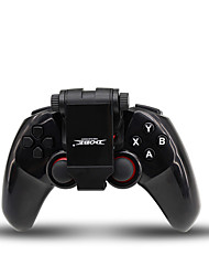 cheap -DOBE TI-465 Wireless Game Controllers For Android / iOS, Bluetooth Game Controllers ABS 1pcs unit