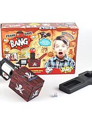 baratos -YIJIATOYS Jogos de Tabuleiro Férias / Moda / Família O stress e ansiedade alívio / Brinquedos de escritório / Brinquedos estranhos 3pcs