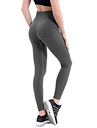 cheap -Women's Yoga Pants Sports Tights / Leggings Running, Fitness, Gym Activewear Quick Dry, Breathable, Butt Lift High Elasticity
