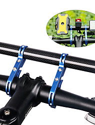 cheap -Edge Handlebar Mount Road Bike / Mountain Bike / MTB Lightweight Carbon Fiber Blue / Black / Red