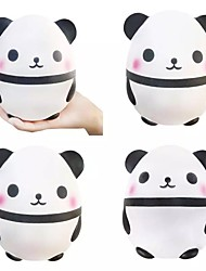 cheap -MINGYUAN Panda Transformable Animals Cute Poly Poly urethane Teenager Adults' All Boys' Girls' Toy Gift
