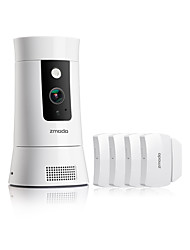 baratos -ZMODO Pivot1.5 20mp IP Camera Interior with Prime 16GB