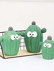 cheap -Piggy Bank / Money Bank Floral Theme / Cactus Creative Children's / Teenager Gift