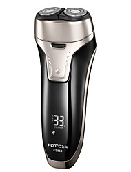 cheap -FLYCO Electric Shavers for Men 100-240V Power light indicator / Charging indicator / Washable